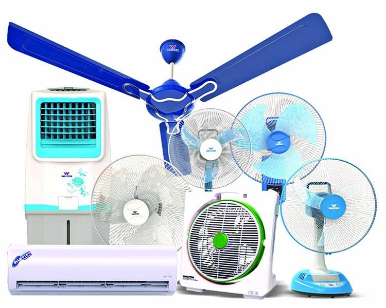 محصولات سرمایشی و گرمایشی