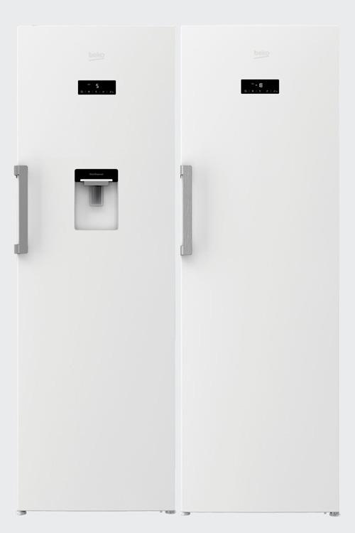 یخچال و فریزر بکو مدل 445E33DW