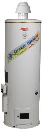 آبگرمکن گازی دونار- مدل DSW 130 Cاستوانه اي